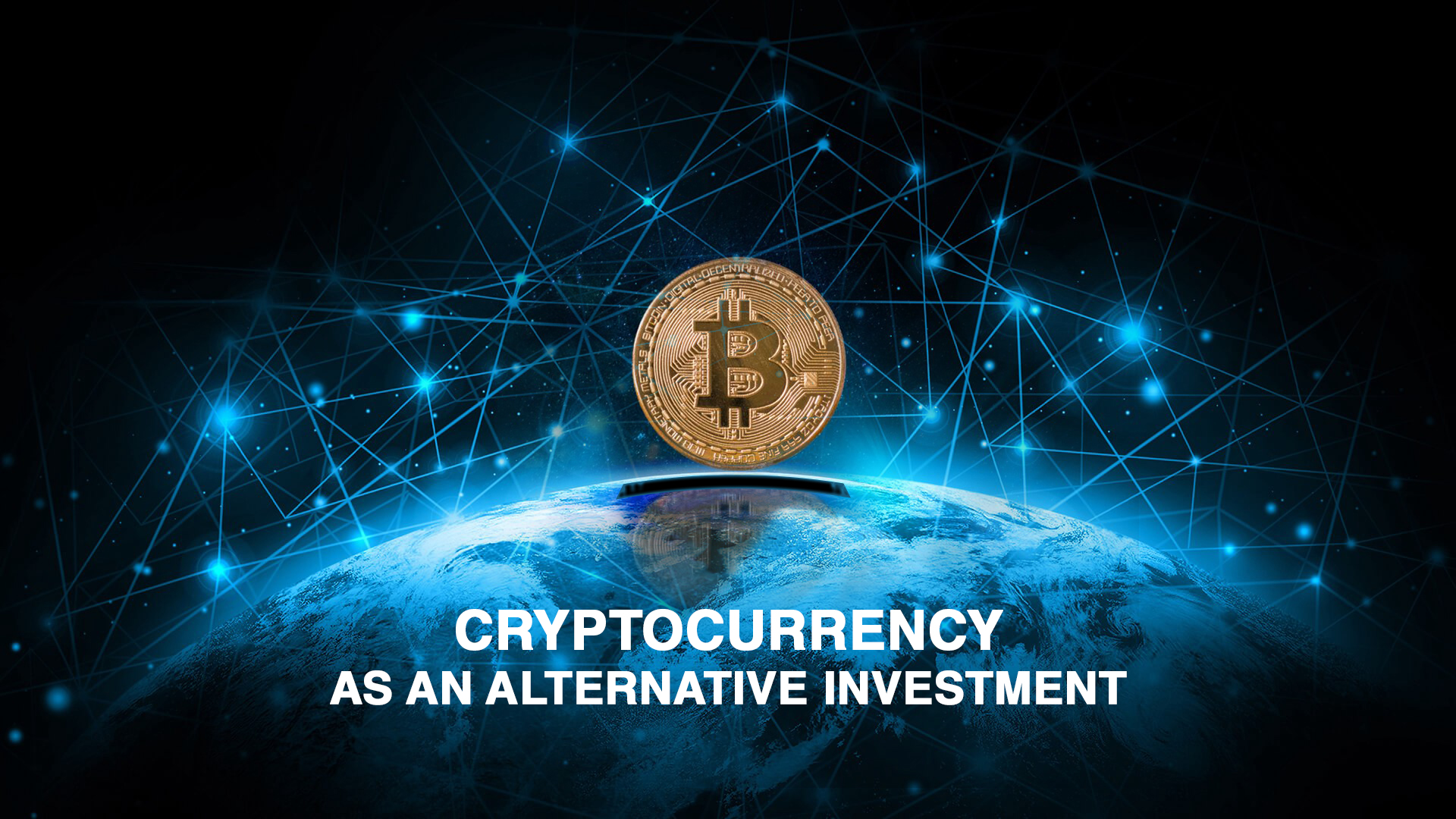 cryptocurrency as an alternative